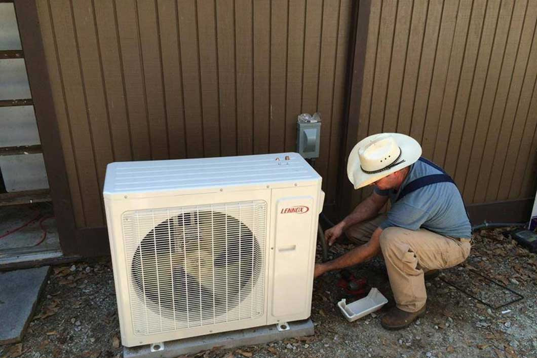 We Can Install or Replace Your HVAC system