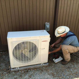 Heating & Air Installs