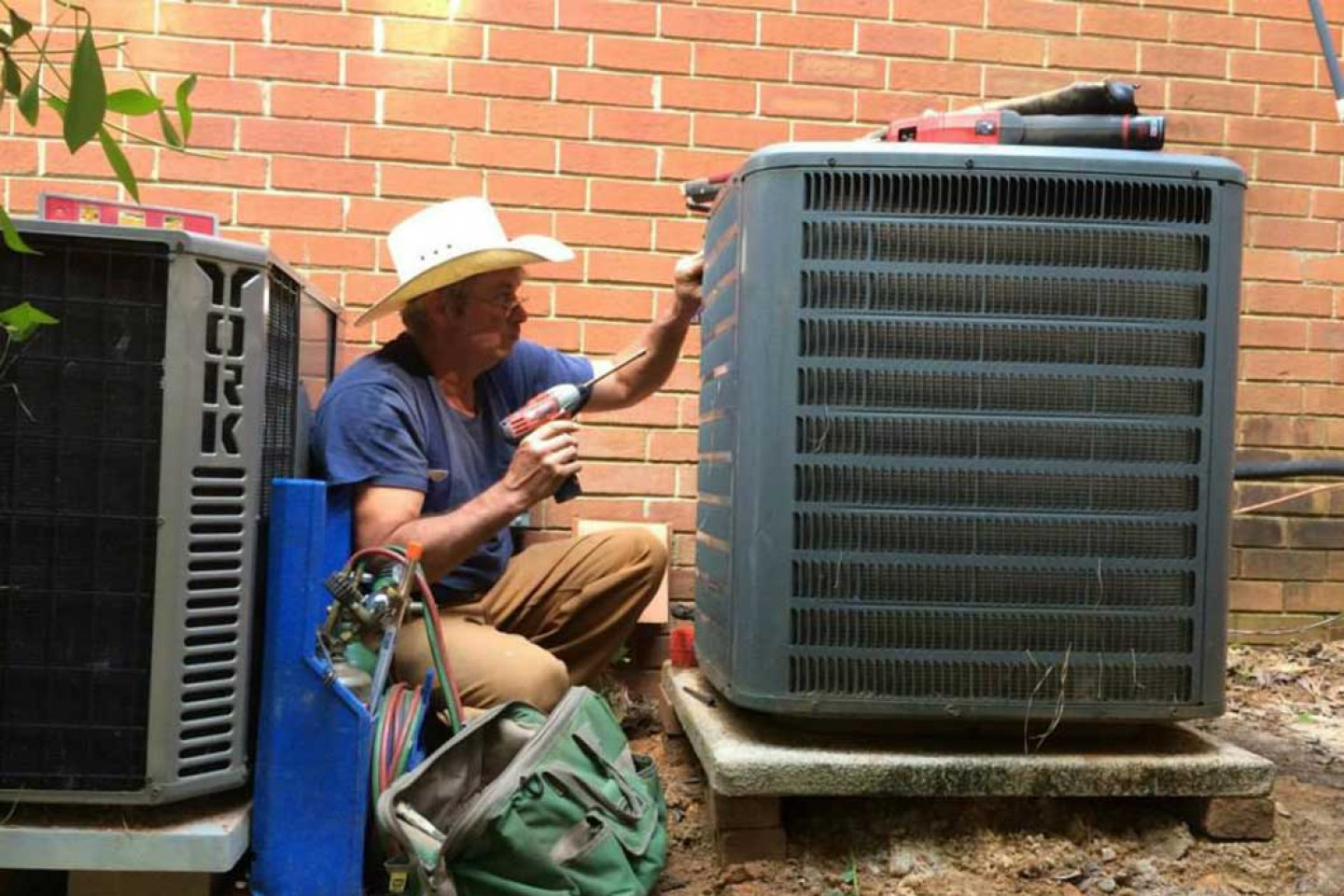Count On Us to Fix Your Heater or Air Conditioner